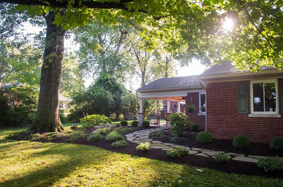 landscape project photo gallery - White Oak Garden Center