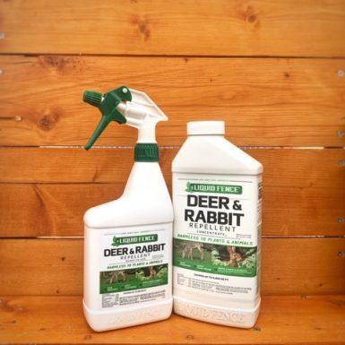 Liquid Fence Deer & Rabbit Repellent
