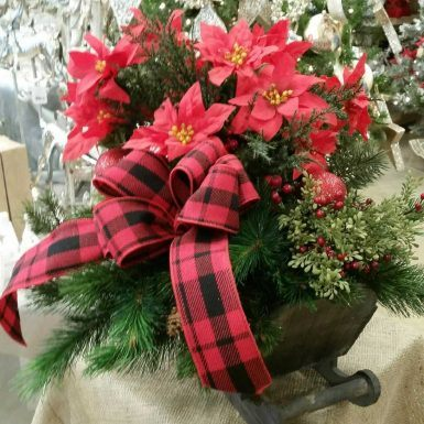 Fresh Holiday Arrangements