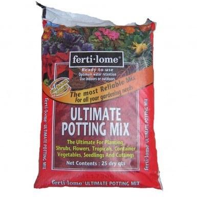 Fertilome Potting Soil